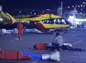 Fransa Nice'de terör saldırısı