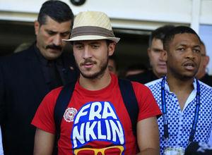 Dünyaca ünlü yıldız futbolcular Antalya'da