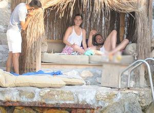 Murat Boz ile Aslı Enver tatilde