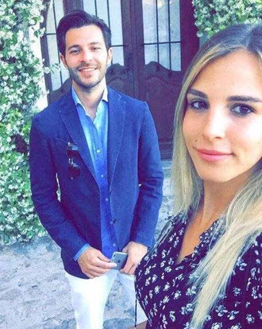 Hakan Sabancı'nın sevgilisi Aslışah Alkoçlar'ın doğum günü nedeniyle Instagram hesabından paylaştığı fotoğrafı takipçilerini kıskandırdı.