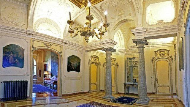 Gonzalo Higuain'in yeni evi