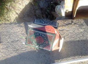 FETÖ'cü darbeciler, Kur'an'ı bile sulama kanallarına atmış!