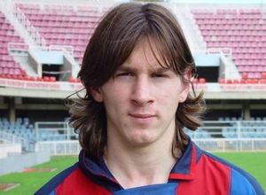 Messi'nin inanılmaz değişimi
