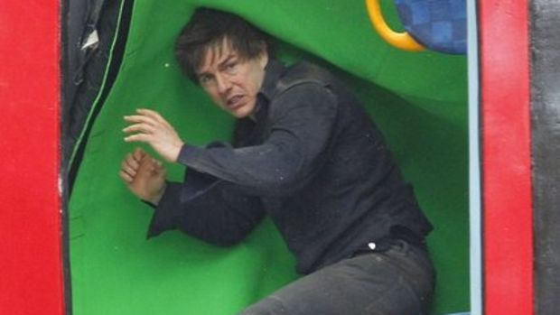 Tom Cruise yaşlandı