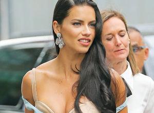 Adriana Lima'nın yeni sevgilisi