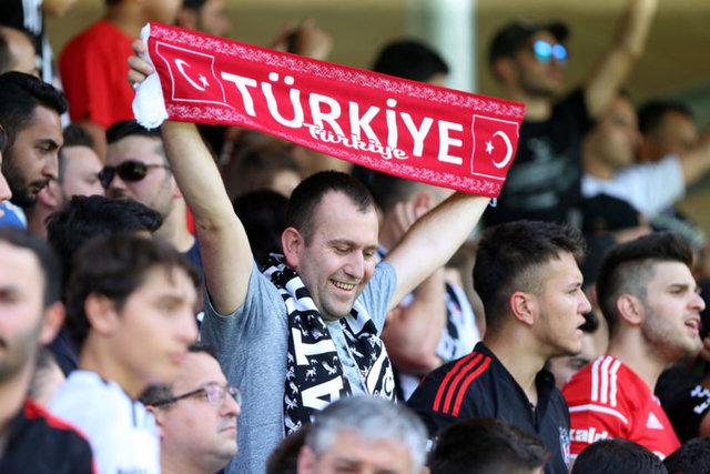 Beşiktaş 3-0 Eibar