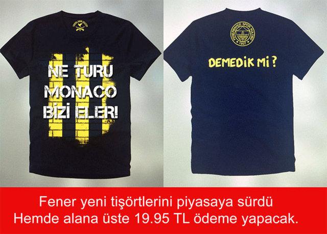 Monaco - Fenerbahçe maçı capsleri!