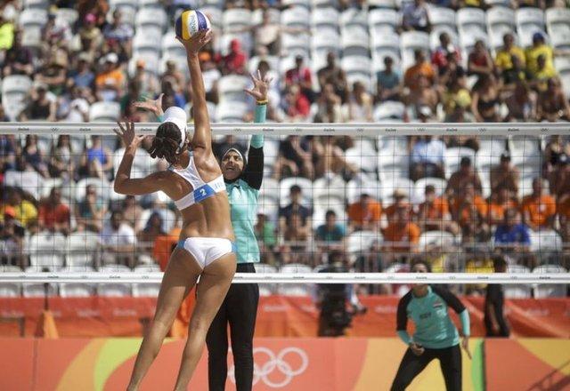 İran'da Rio sansürü