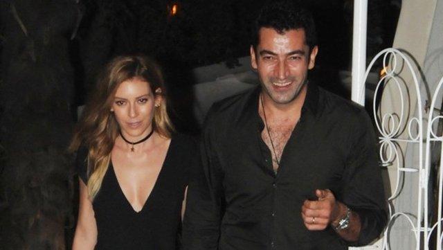 Sinem Kobal, 29'uncu yaşını önceki akşam eşi Kenan İmirzalıoğlu ve yakın dostları İzzet-Yasemin Özilhan çiftiyle birlikte Etiler'de kutladı.