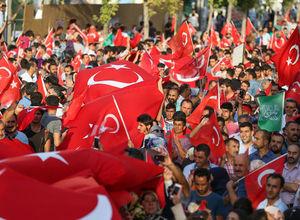 Terör olayları Türkiye'nin dört yanında protesto edildi