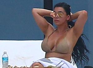 Kim Kardashian herkesi kandırmış