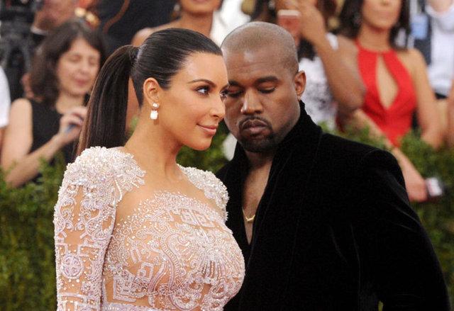 Bir süredir evlilikleri üzerinde kara bulutlar dolaştığı iddia edilen Kardashian-West çiftinin bu kez gerçekten büyük bir kavgaya tutuştuğu ileri sürüldü.