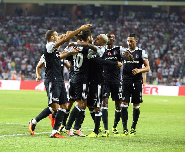 Konyaspor-Beşiktaş