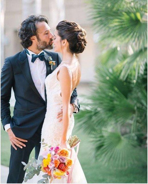 Ağustos başında nikah masasına oturan oyuncu Elvin Levinler ile eşi Bülent Kocamanoğlu balayına son sürat devam ediyor.