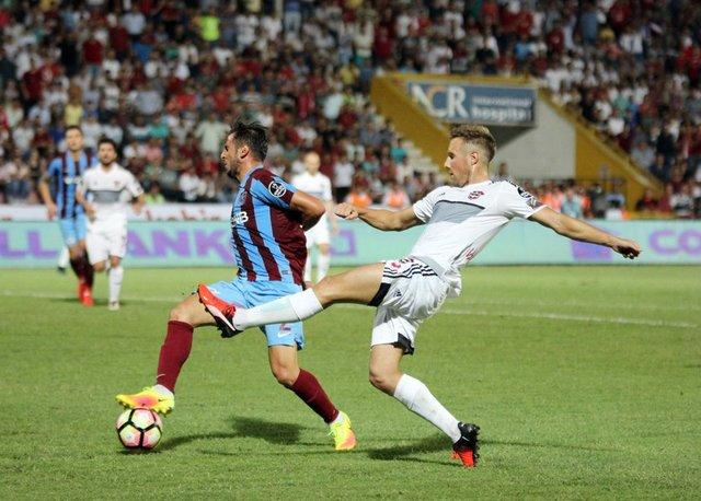 Gaziantepspor-Trabzonspor
