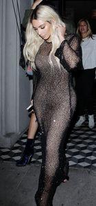 Kim Kardashian tarz değiştirdi