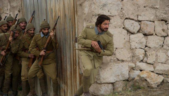 Birinci Dünya Savaşı sırasında Doğu Anadolu'da yaşananları Amerikalı bir hemşirenin gözünden anlatan Osmanlı Subayı filmi tamamlandı.