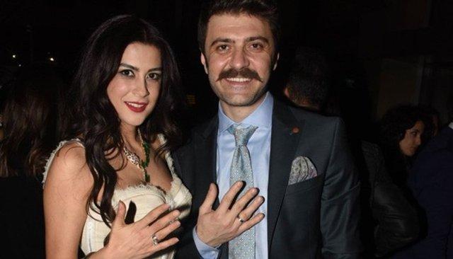 Şahin Irmak ve Asena Tuğal evleniyor
