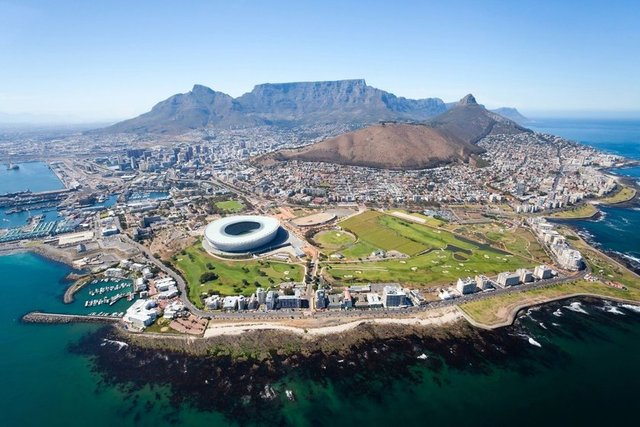 100 Cape Town