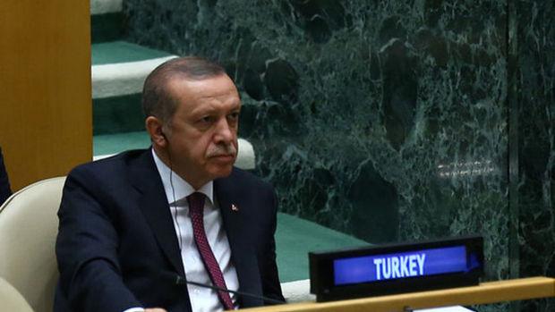 Cumhurbaşkanı Erdoğan, BM Genel Kurulu genel görüşmelerine katıldı