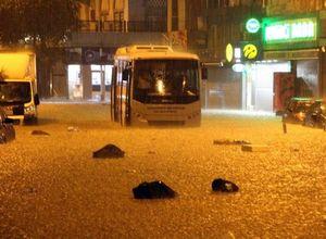 Yağışlar tüm yurdu etkisi altına alıyor