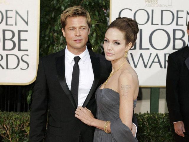 Amerikan basınına yansıyan haberlere göre, 41 yaşındaki Jolie, 52 yaşındaki eşi Brad Pitt'ten boşanmak için dava açtı.  Çiftin boşanmasına, Fransız aktris Marion Cotillard'ın sebep olduğu öne sürülüyor.