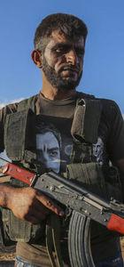 ÖSO militanı üzerinde Polat Alemdar tişörtü
