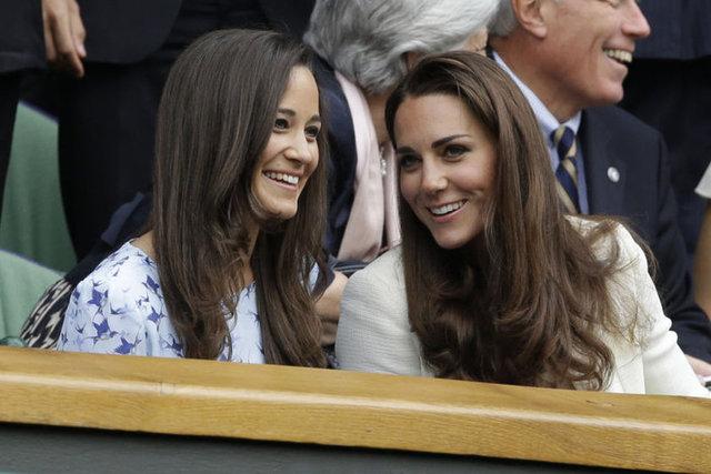 Pippa Middleton'ın çıplak fotoğrafları çalındı
