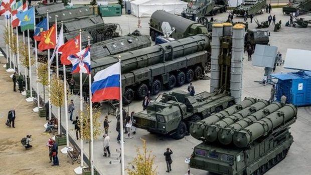 Rusya'nın askeri teknolojileri