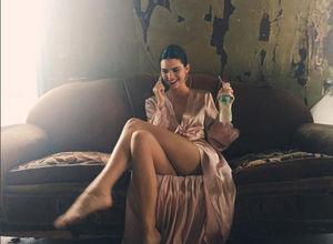 Kendall Jenner'ın dövme tutkusu