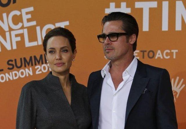 Ayrılık haberileriyle uzun süredir konuşulan Angelina Jolie-Brad Pitt çiftinin, çocuklarının velayeti konusunda geçici anlaşma sağladığı öğrenildi.