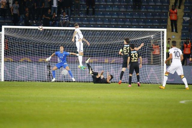Osmanlıspor-Fenerbahçe