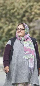 Gezi Parkı'nın tek evsiz kadını