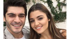 Sosyal medyada çok konuşulan Hayat ve Murat'tın selfie karesi!