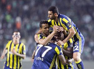 Atiker Konyaspor - Fenerbahçe