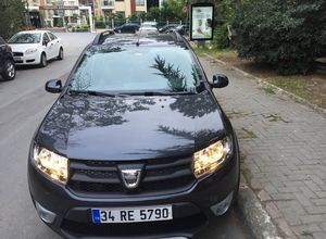 Dacia Sandero Stepway Easy-R otomatik vites test resimleri
