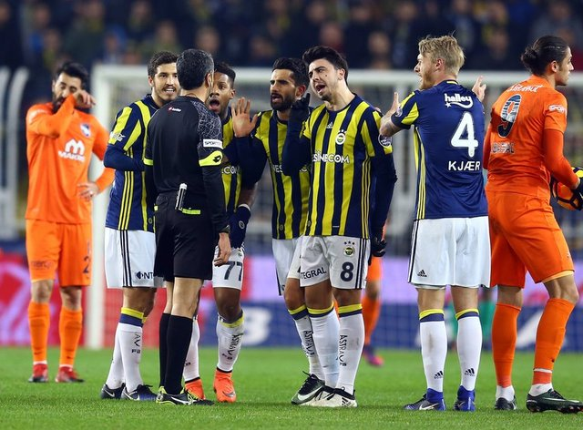 Fenerbahçe-Başakşehir
