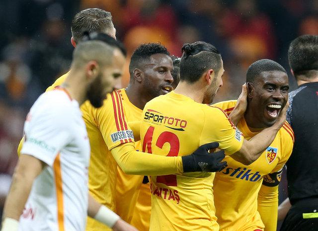 Galatasaray-Kayserispor