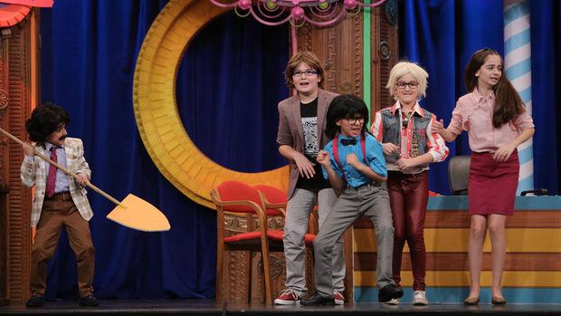Güldüy Güldüy Show Çocuk 21. Bölüm Fotoğrafları