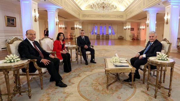 Başbakan ortak yayında
