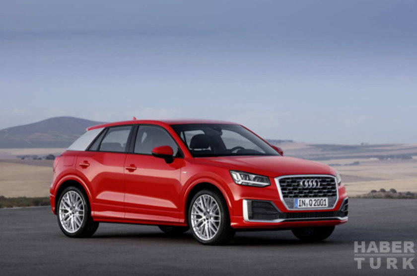 <p><strong>Marka:</strong>AUDI</p>\n<p><strong>Model:</strong>Q2</p>\n<p><strong>Toplam Satış:</strong>1084</p>
