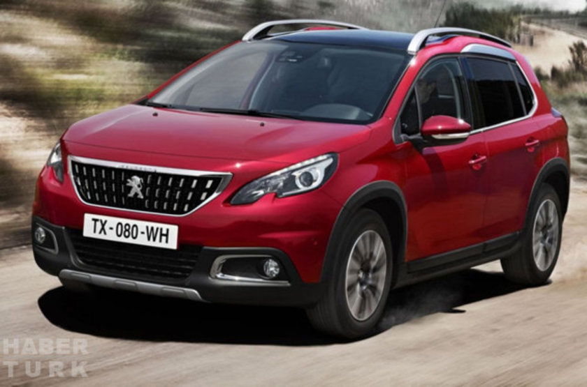 <p><strong>Marka:</strong>PEUGEOT</p>\n<p><strong>Model:</strong> 2008</p>\n<p><strong>Toplam Satış:</strong>2248</p>