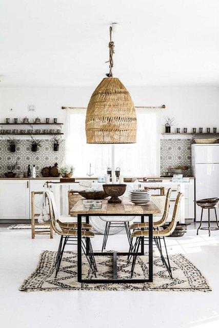İskandinav ev dekorasyonu adından da anlaşılacağı üzere Finlandiya, Danimarka ve Norveç gibi İskandinav ülkelerinden doğmuş.