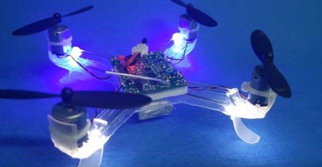 İşte havalimanı yakınında uçurulması tamamen yasak olan drone'un adım adım yapılışı...