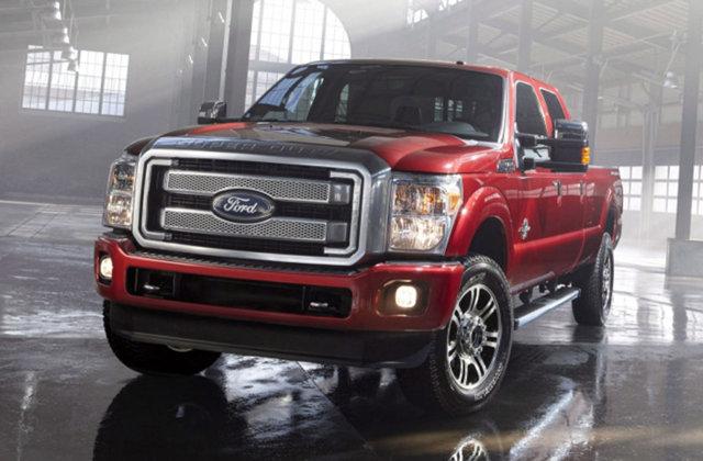 ABD En çok satan: Ford F-Serisi
