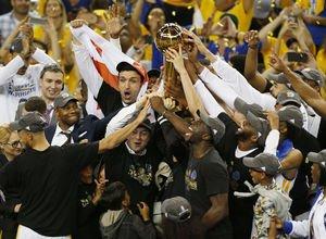 NBA'de şampiyon Golden State Warriors oldu