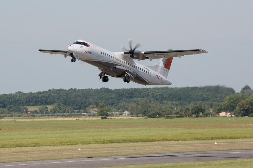 <p>ATR - 72-600 - FRANSA</p>