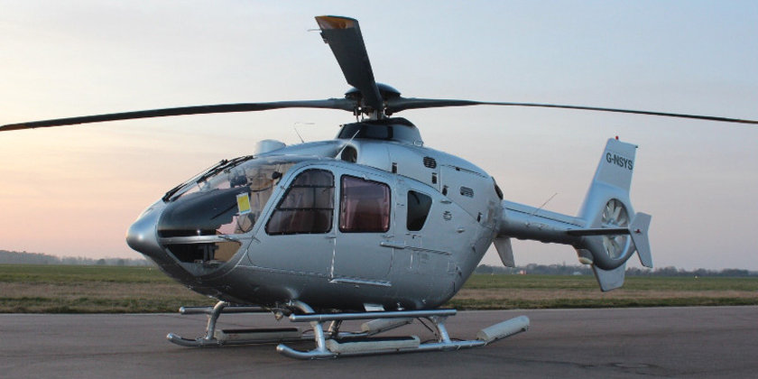 <p>Airbus - H135 - FRANSA</p>