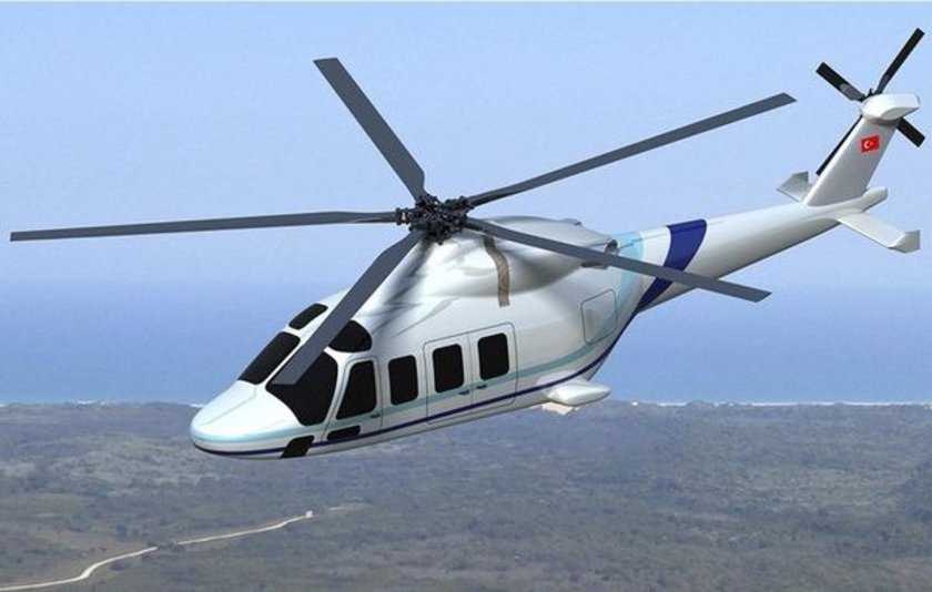 <p>T625 Genel Maksat Helikopteri - TUSAŞ</p>