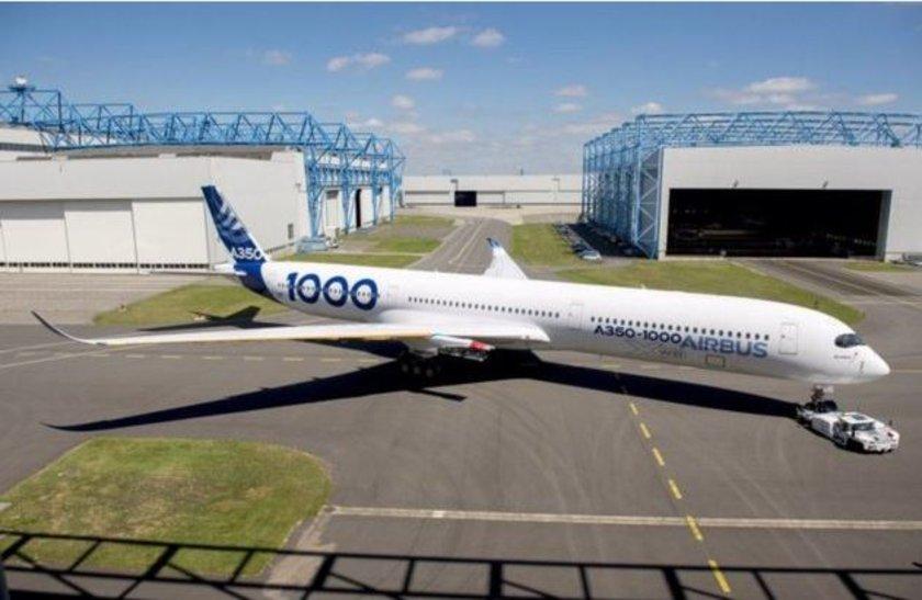 <p>Airbus - A350-1000 - FRANSA</p>